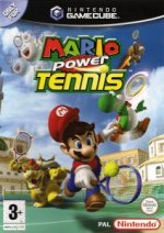 Nintendo Gamecube - Mario Power Tennis