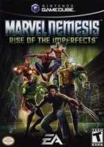 Nintendo Gamecube - Marvel Nemesis - Rise of the Imperfects
