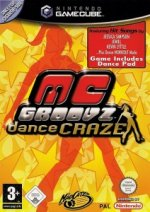 Nintendo Gamecube - MC Groovz Dance Craze
