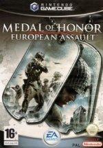 Nintendo Gamecube - Medal of Honor - European Assault