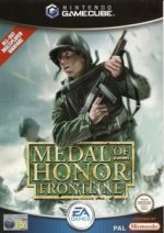 Nintendo Gamecube - Medal of Honor - Frontline