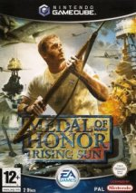 Nintendo Gamecube - Medal of Honor - Rising Sun