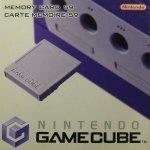 Nintendo Gamecube - Nintendo Gamecube Memory Card Boxed