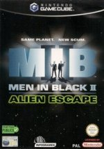 Nintendo Gamecube - Men in Black 2 - Alien Escape