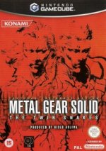 Nintendo Gamecube - Metal Gear Solid - The Twin Snakes