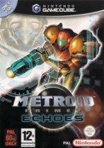 Nintendo Gamecube - Metroid Prime 2 - Echoes
