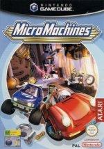 Nintendo Gamecube - Micro Machines