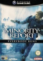 Nintendo Gamecube - Minority Report
