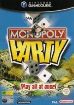 Nintendo Gamecube - Monopoly Party