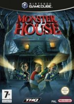 Nintendo Gamecube - Monster House