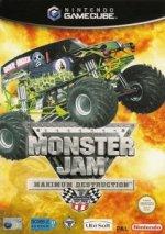 Nintendo Gamecube - Monster Jam - Maximum Destruction