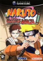 Nintendo Gamecube - Naruto - Clash of Ninja European Version