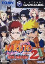 Nintendo Gamecube - Naruto - Clash of the Ninja 2