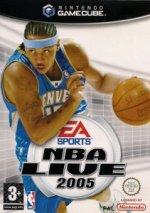 Nintendo Gamecube - NBA Live 2005