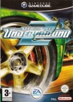 Nintendo Gamecube - Need for Speed - Underground