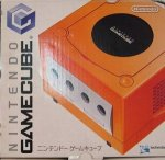 Nintendo Gamecube - Nintendo Gamecube Japanese Orange Console Boxed