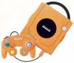 Nintendo Gamecube - Nintendo Gamecube Modified Japanese Orange Console Loose