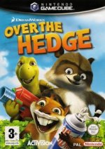 Nintendo Gamecube - Over the Hedge