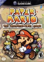 Nintendo Gamecube - Paper Mario - The Thousand Year Door