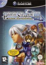 Nintendo Gamecube - Phantasy Star Online Episode 3 - CARD Revolution