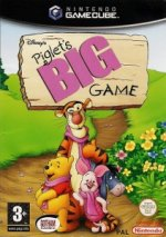 Nintendo Gamecube - Piglets Big Game