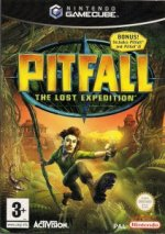 Nintendo Gamecube - Pitfall - The Lost Expedition