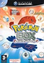 Nintendo Gamecube - Pokemon Box - Ruby and Sapphire