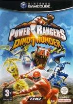 Nintendo Gamecube - Power Rangers - Dino Thunder