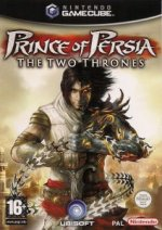 Nintendo Gamecube - Prince of Persia - The Two Thrones