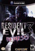 Nintendo Gamecube - Resident Evil 3 - Nemesis