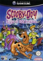 Nintendo Gamecube - Scooby-Doo - Night of 100 Frights
