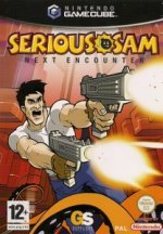 Nintendo Gamecube - Serious Sam - The Next Encounter