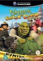 Nintendo Gamecube - Shrek - Smash N Crash Racing
