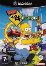 Nintendo Gamecube - Simpsons Hit and Run