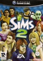 Nintendo Gamecube - Sims 2