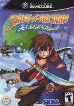 Nintendo Gamecube - Skies of Arcadia Legends