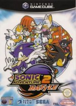 Nintendo Gamecube - Sonic Adventure 2 - Battle