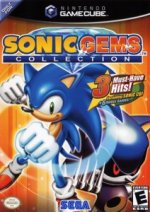 Nintendo Gamecube - Sonic Gems Collection
