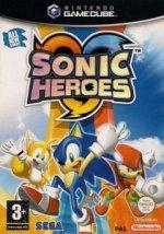 Nintendo Gamecube - Sonic Heroes