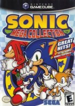 Nintendo Gamecube - Sonic Mega Collection