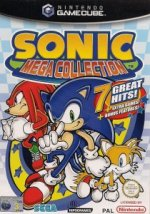 Nintendo Gamecube - Sonic Mega Collection