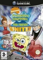 Nintendo Gamecube - SpongeBob Squarepants and Friends Unite