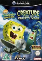 Nintendo Gamecube - SpongeBob SquarePants - Creature from the Krusty Krab