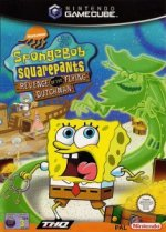 Nintendo Gamecube - SpongeBob SquarePants - Revenge of the Flying Dutchman