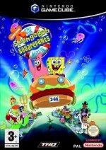 Nintendo Gamecube - SpongeBob SquarePants Movie Game