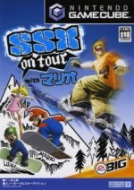 Nintendo Gamecube - SSX on Tour With Mario