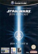 Nintendo Gamecube - Star Wars Jedi Knight 2 - Jedi Outcast
