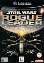 Nintendo Gamecube - Star Wars Rogue Squadron 2 - Rogue Leader