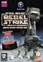 Nintendo Gamecube - Star Wars Rogue Squadron 3 - Rebel Strike Preview Disc