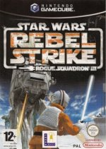 Nintendo Gamecube - Star Wars Rogue Squadron 3 - Rebel Strike